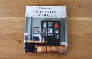 Farrow & Ball - Decorating with colour book