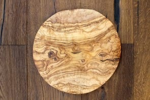 Olivewood Round Board