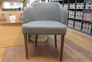 Penny Chair in Grey