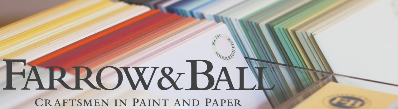 Update your home this winter with Farrow & Ball Paint