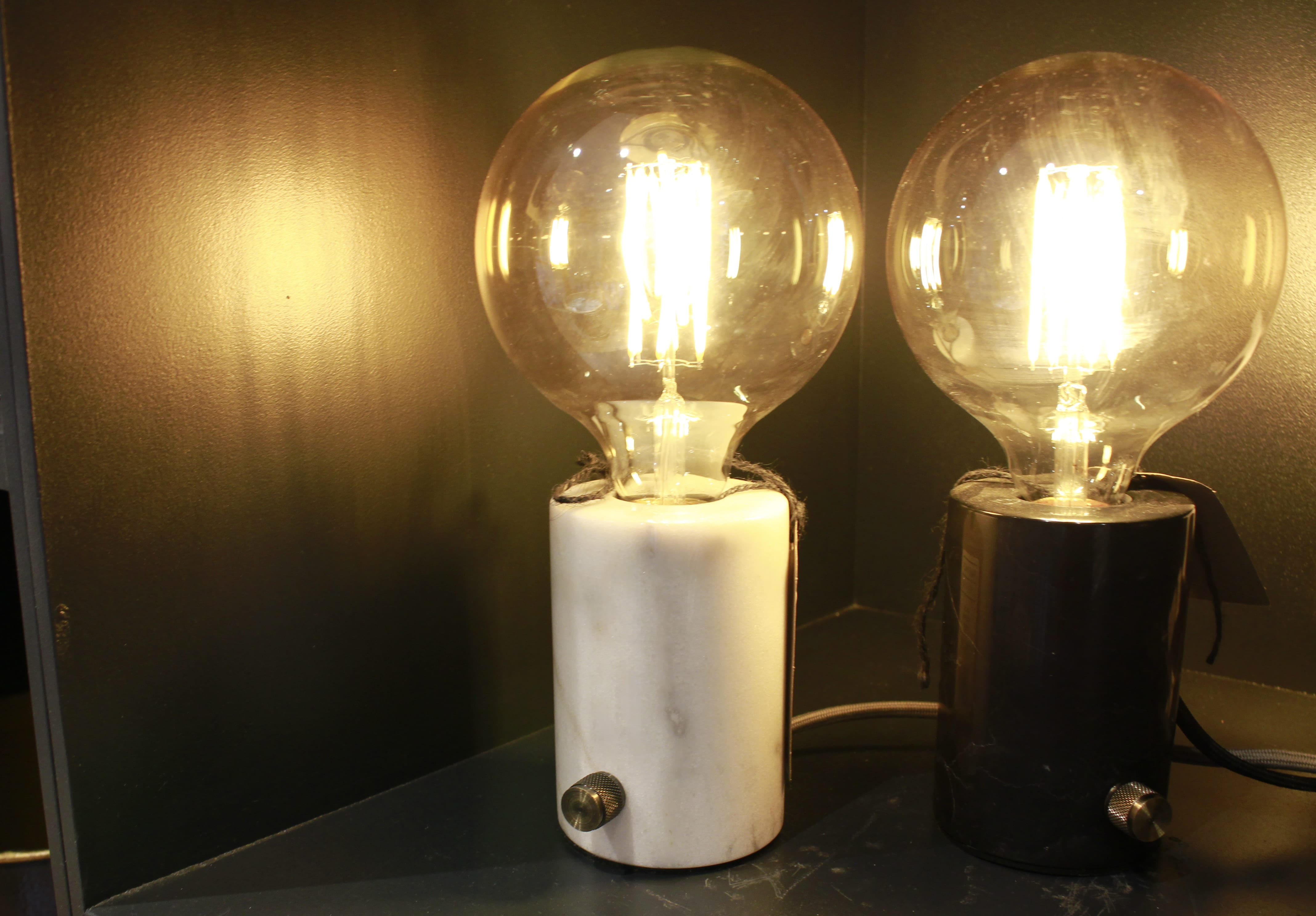 lighting - lampshades and lamp stands