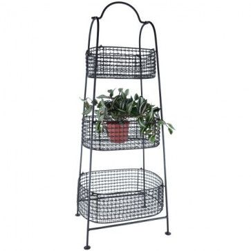 3 Tier Decorative Plant Stand
