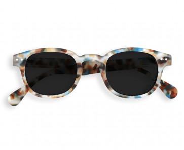 #C Blue Tortoise LetMeSee Sunglasses