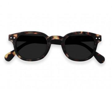 #C Tortoise LetMeSee Sunglasses