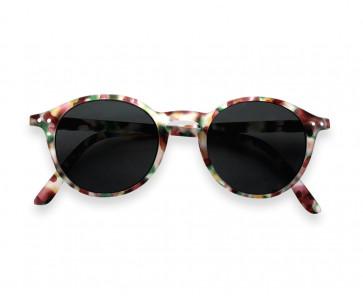#D Green Tortoise LetMeSee Sunglasses