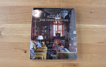 Alidad: the timeless home book