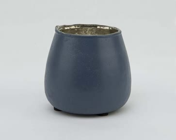 Small Blue Votive
