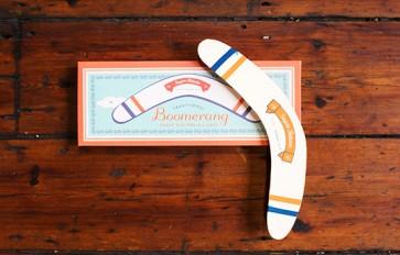 Traditional Boomerang