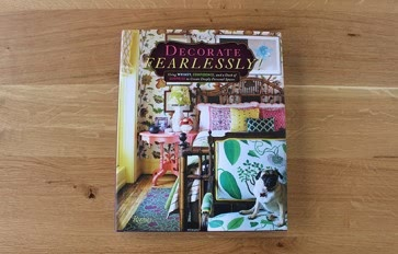 Decorate fearlessly book