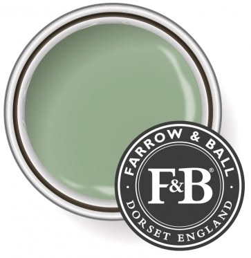 Farrow & Ball – Breakfast Room Green