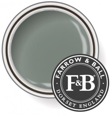 Farrow & Ball – Green Smoke