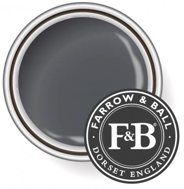 Farrow & Ball Railings