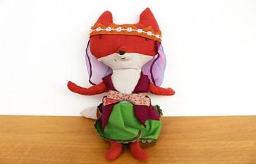 Lady the Fox