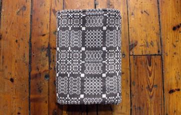 Melin Tregwynt knot garden peat blanket