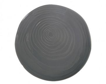 Pillivuyt Teak Plate in Slate