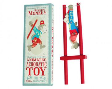 Monkey Acrobatic Toy