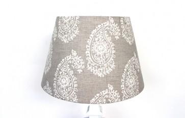 Paisley lamp shade