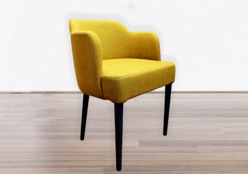 Penny Chair in Yellow
