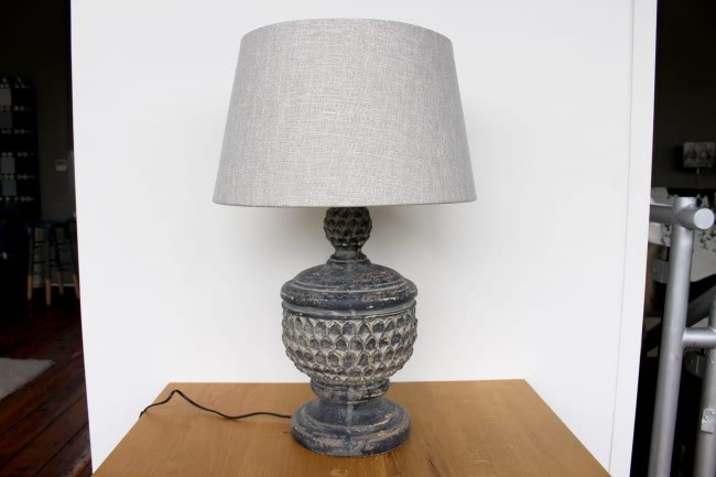 Jasmine Table Lamp With Shade Set Warings Store