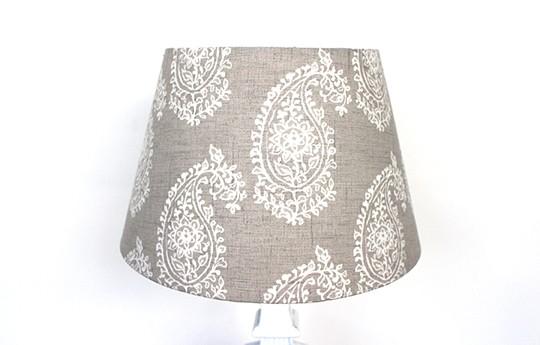 Paisley lamp shade warings store paisley lamp shade zoom aloadofball Choice Image