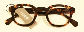 #C LetMeSee Tortoise Reading glasses