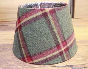 Buckden Plaid Shade
