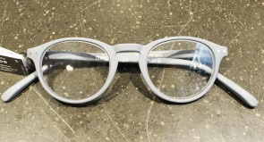 LetMeSee Grey Reading glasses