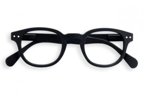 LetMeSee Black Reading Glasses #C