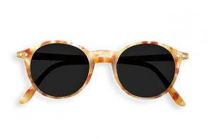 #D Yellow Tortoise Sunglasses