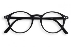 Black Reading Glasses #D