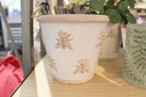 Bee Bone Cache Pot