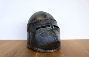 Dog face helmet