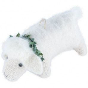 Festive Sheep Decoration
