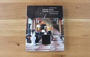 Heart and home: rooms that tell stories book.