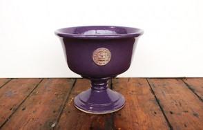 Kew Stemmed Bowl in Heather