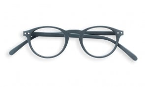 LetMeSee Grey Reading Glasses #A