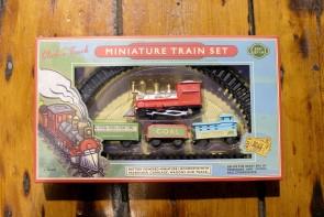 Miniature Train Set