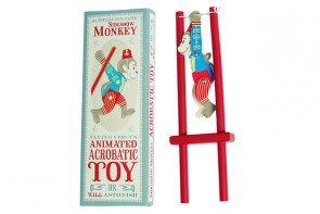 Monkey Acrobatic Toy