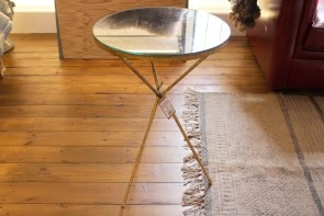 Gold Occasional Table