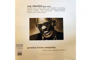 Ray Charles - Genius Loves Company
