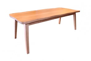 Scalloped Edge Sharing Table