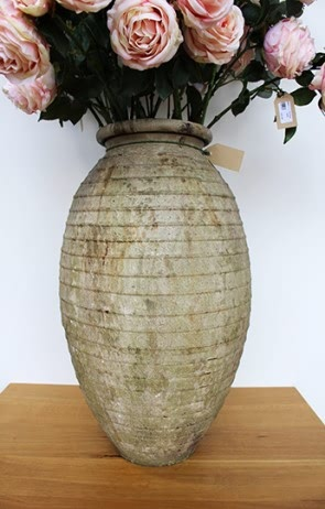 Distressed Vase