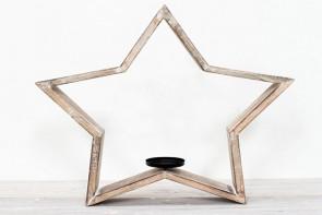 Tindra Star Tealight