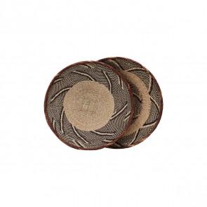 Handmade Woven Platter