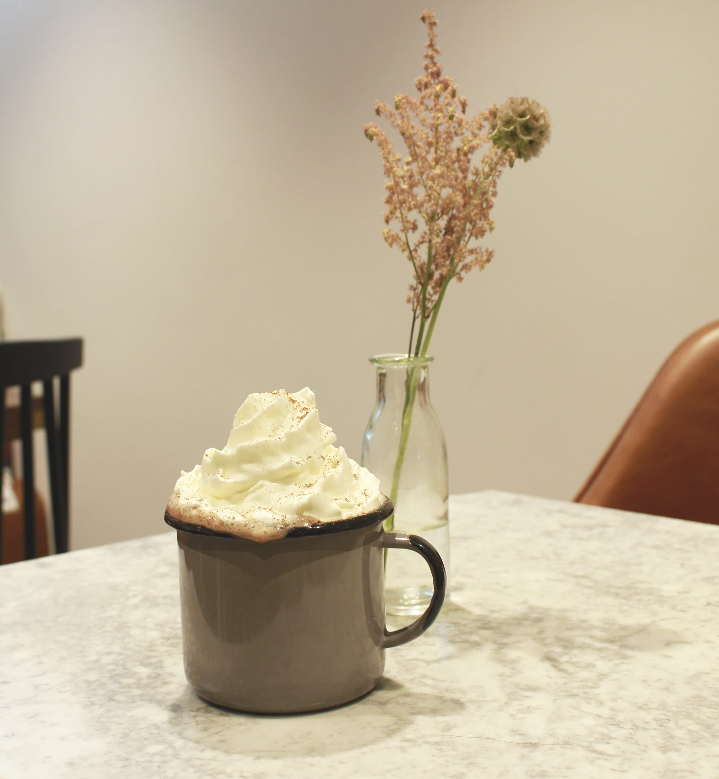 hot chocolate, autumn, interior, coffee shop