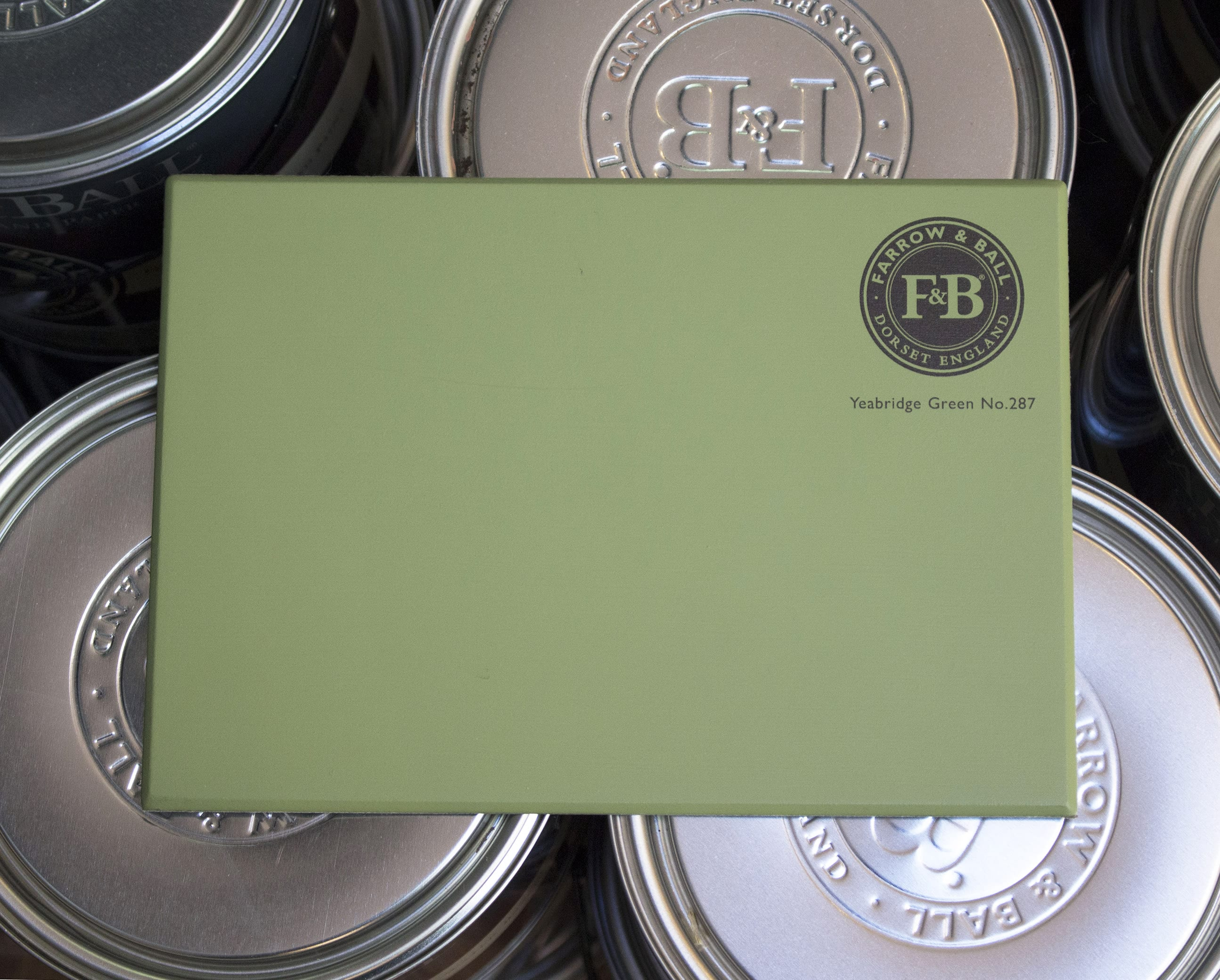 farrow&ball, farrow and ball, paint, decorating, paint brush, yeabridge green