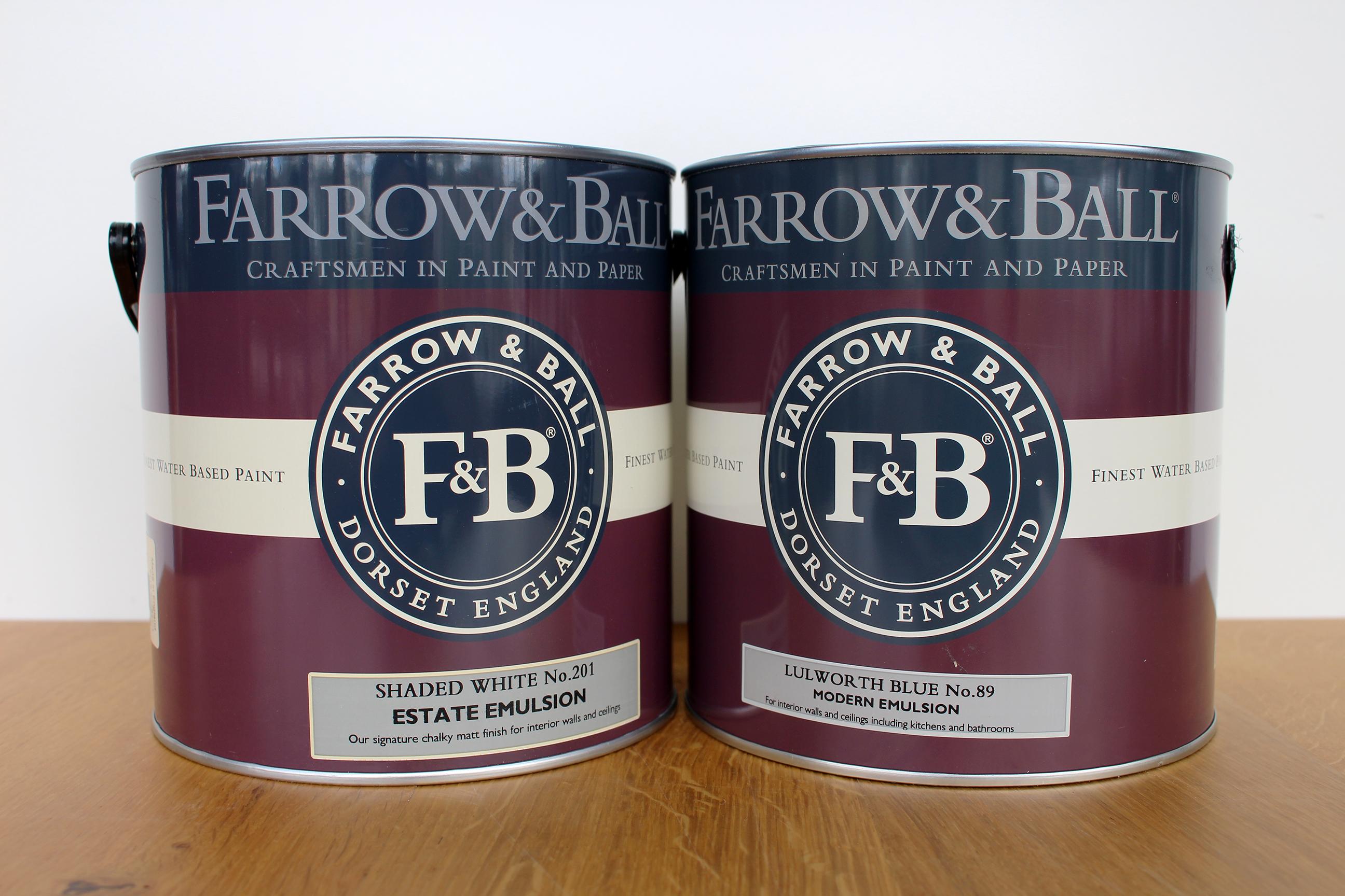 Farrow and Ball emulsion