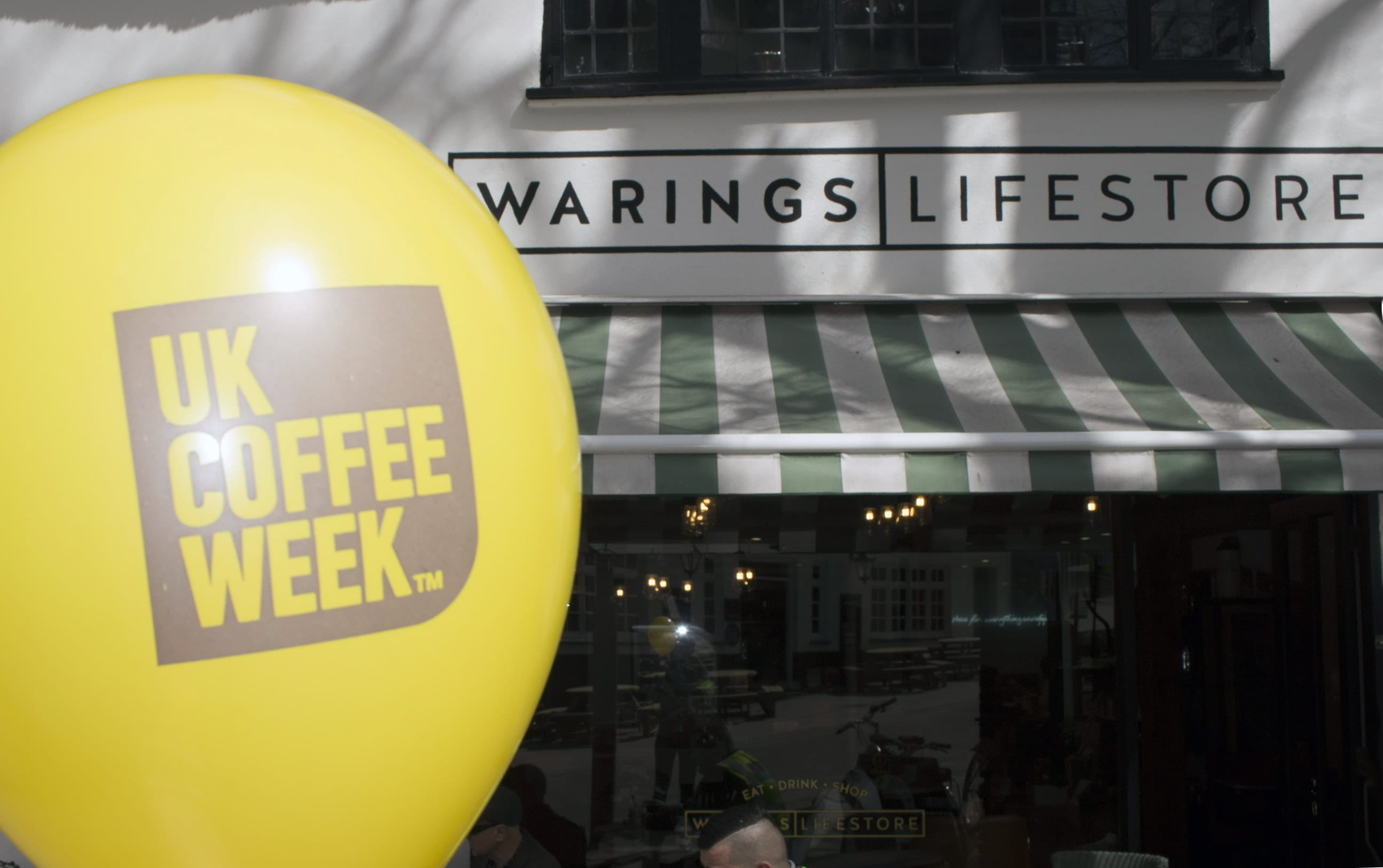 uk coffee week, warings cafe, norwich