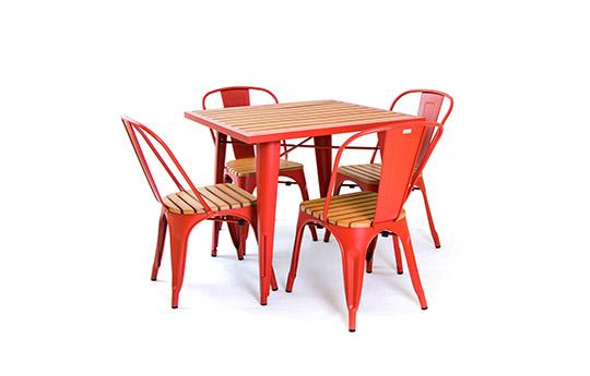 phobos table and chair