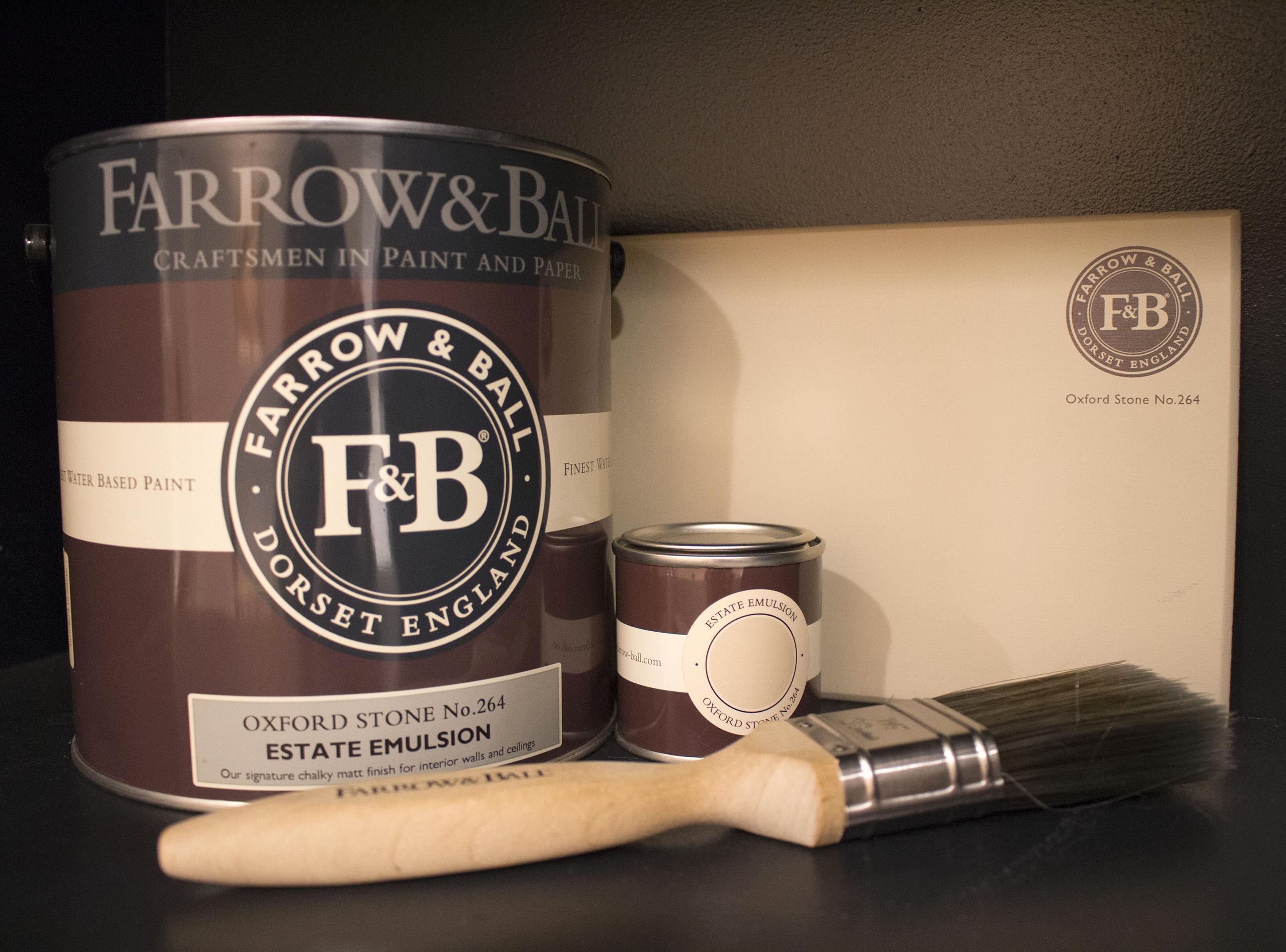 farrow&ball, paint, craft, decoration, home decoration, craftsmen, dorset, paint brush